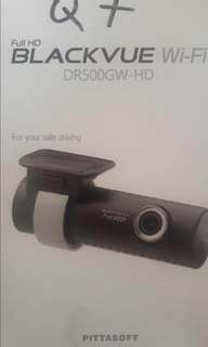 Blackvue DR500GW HD WIFI ; Power Magic