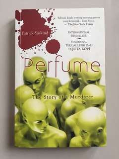 Perfume (the story of a murderer)