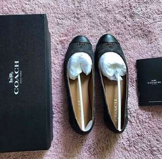 💯% Guaranteed Authentic Preloved Coach Flats