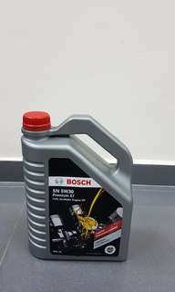 Bosch Fully Synthetic Engine Oil