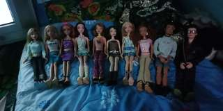 My scene doll