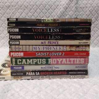Local / Wattpad books