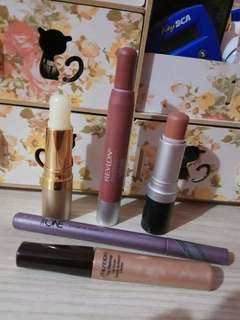 (5in1) Paket Lipstick
