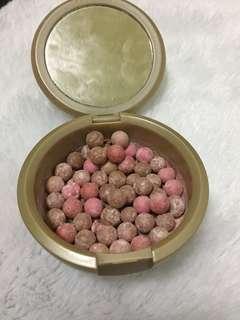 Oriflame blush on Bronze