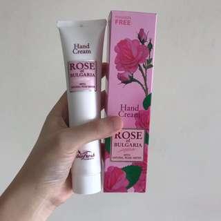 Body lotion bulgaria rose
