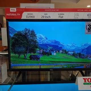 """TCL LED TV 29"""" 29D2900"""