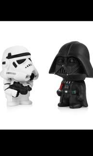 Car Ornament Cute Star Wars Action Figure