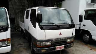 Nissan Canter Double Cab