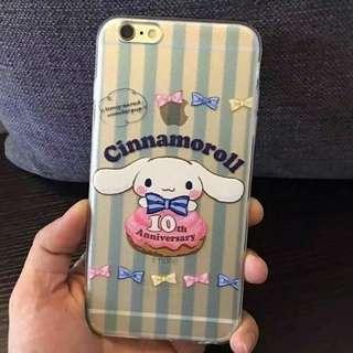 Cinnamoroll IPhone殼