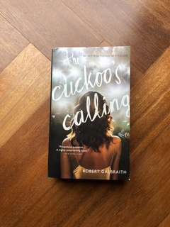 Robert Galbraith The Cuckoo's Calling