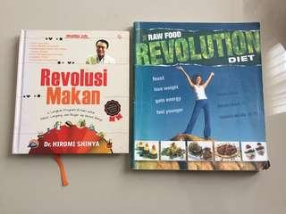 Revolusi makan (dr hiromi shinya) fee raw food revolution