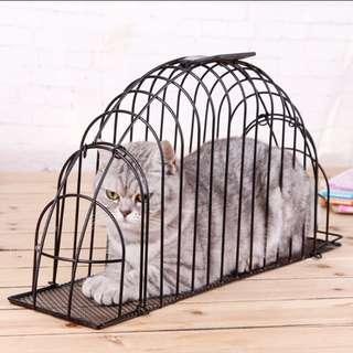 (NEW!) pet bath cage carrier 2 door XL/L
