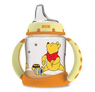 *PRICE REDUCED* NUK, Disney Baby, Winnie the Pooh Learner Cup, 6+ Months, 1 cup, 5 oz ( 150ml )