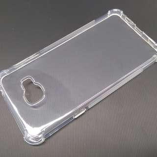 全新 Samsung Galaxy C7 Pro 四角加强保護機套