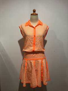 Dress Casual Neon