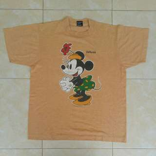 5050 MICKEY MOUSE MINNIE CALIFORNIA VINTAGE SHIRT