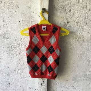 vest for baby boy