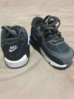 BN/ORIG: NIKE AIR MAX 90 (for months old up to 1 yr old)