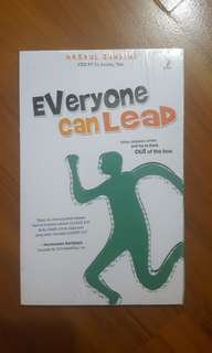 Self motivation book: Everyone can lead by Hasnul suhaimi