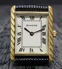 Sandoz Vintage Watch 1969