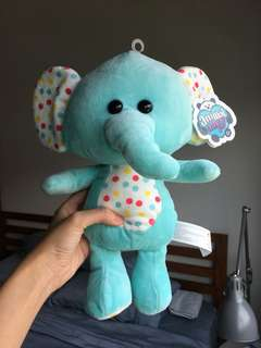 Elephant Soft Toy BNWT