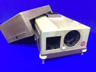 Antique/Vintage Collectables: Leitz Wetzlar Pradovit  35mm slide projector
