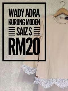 WADY ADRA Kurung Moden