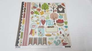Cardstock Stickers