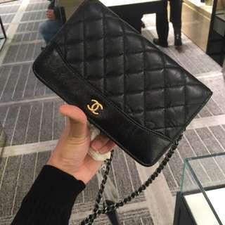 Chanel Woc 斜咩袋 mini bag 流浪包系列