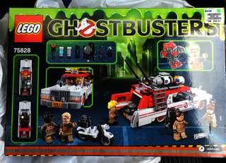 LEGO ghostbuster- Ecto-1 (75828)