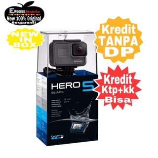 GoPro HERO 5 Resmi -kredit ditoko promo tanpa dp ktp+kk bisa wa;081905288895