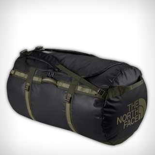 The North Face Base Camp Duffel Bag X Small -Tnf Black/Forest Night Green