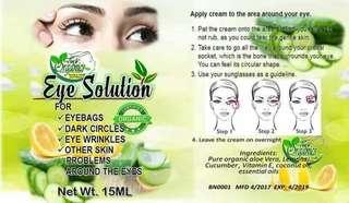 Eye Solution Cream