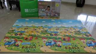 Comflor Playmat -Fruit Farm- Large