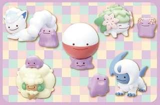 Pokemon Center Exclusive Metamon henshin Ditto Transform Series Figure Gacha Series vol.6 (Pre-Order)