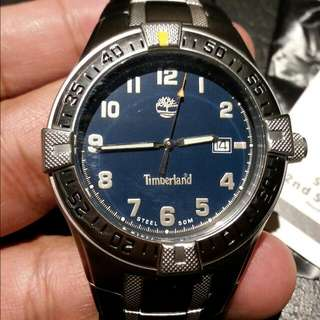 Timberland MENS WATCH Authentic Preloved From JAPAN