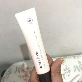 INNISFREE MINERAL MAKE UP BASE SPF 30 PA++ PRIMER DAILY SUNBLOCK PRELOVED ORI