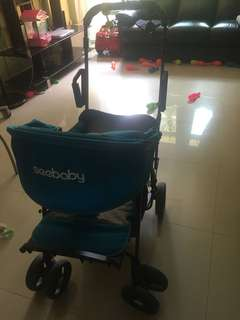 See baby double strollers
