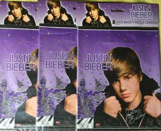 Justin bieber package party