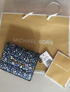 Authentic Brand New Michael Kors Coin/Card Purse
