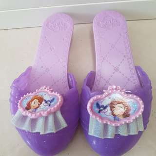 DISNEY princess Sophia the First shoes for girls