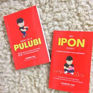Bundle Set My Ipon Diary and Diary of a Pulubi
