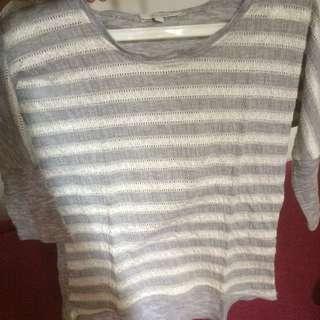 Stripe Shirt Details