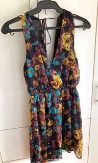 Never been used F21 floral dress