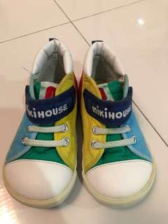 Mikihouse Boys Shoes 15.5cm