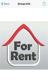 Whole unit rent