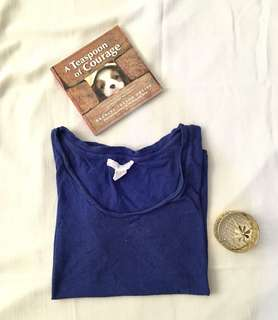 Charity Sale! Authentic Forever 21 Cotton Crew Neck Tee Women's T-Shirt size Medium