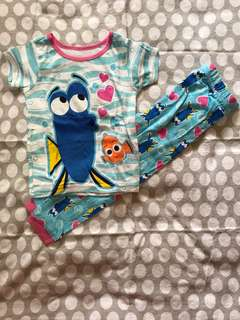 Finding Dory Pyjama Size :T