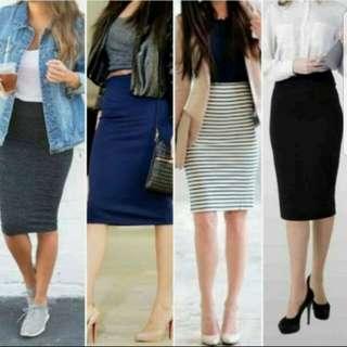 🌼Classy Pencil Skirt