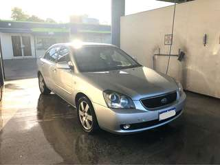 2007 Kia Magentis with low kms